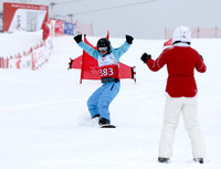 AUT, Special Olympics 2017 Pre Games, Snowboarding