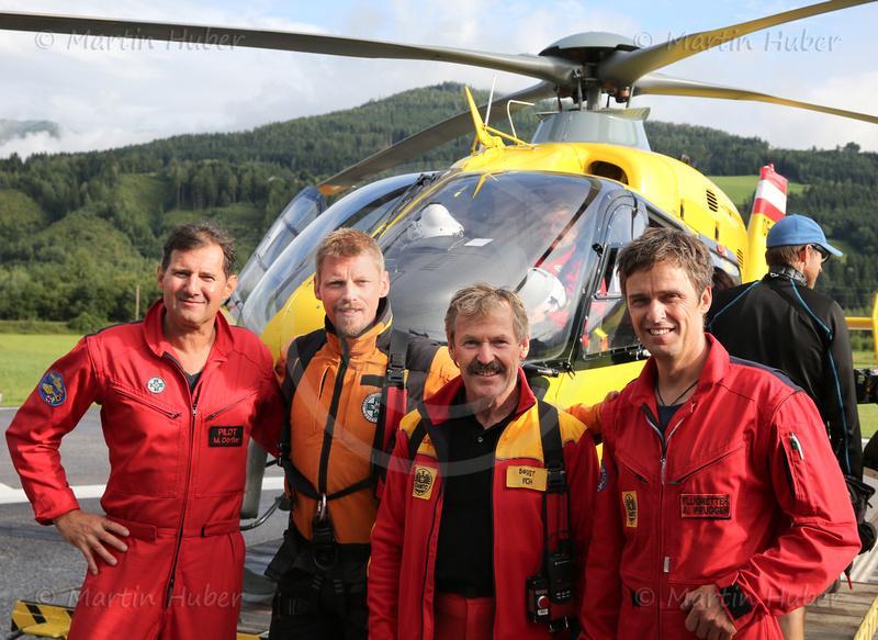 Die Bergretter Pilot